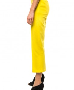 Tuscan Daylight, yellow high waisted capri by HoClo Rentals-3942