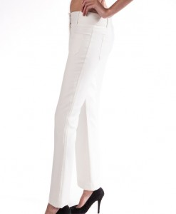 White Heat, white seventies flare pant by SW33-3944
